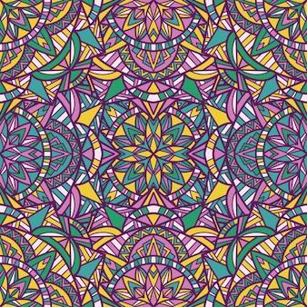 Mandala, stammes- verzierung.