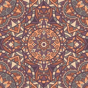 Mandala-vektor-design zum drucken