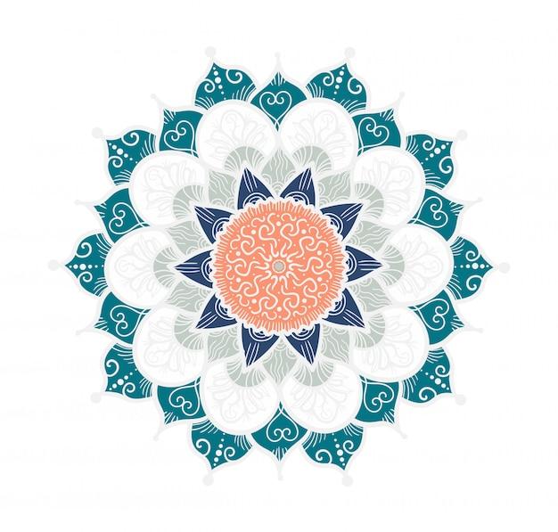 Mandala-zeichnung