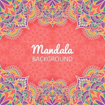 Mandalahintergrund