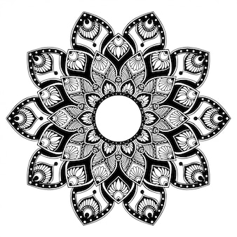 Mandalamalbuch, orientalische therapie, yoga.