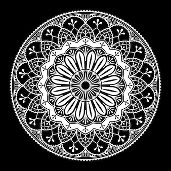 Mandla spirituelles muster