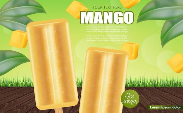 Mango-eis-banner