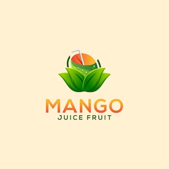 Mango-saft-frucht-logo
