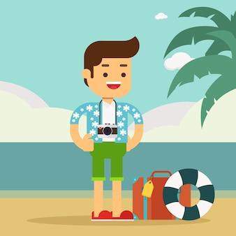 Mann charakter avatar