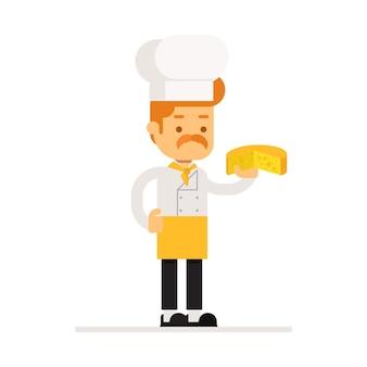 Mann zeichen avatar icon.cheese
