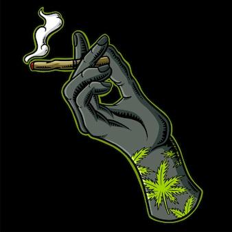 Marihuana rauchen