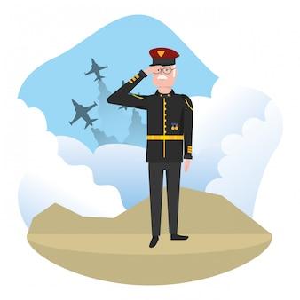 Marine force mann