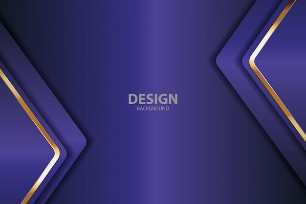 Marineblaues hintergrundlicht mit der abstrakten farbe modern