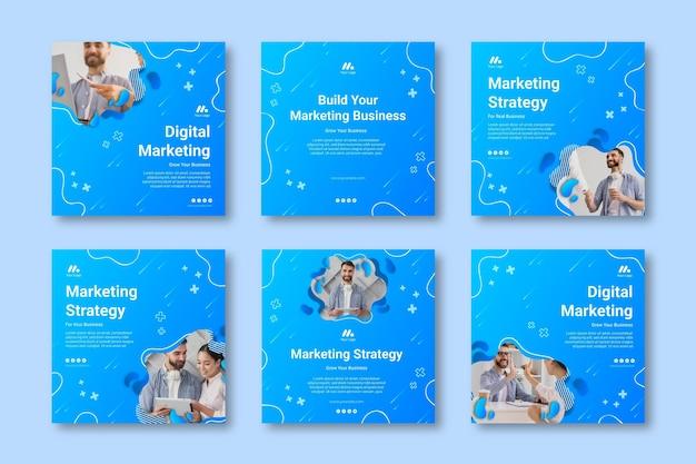 Marketing business instagram beiträge