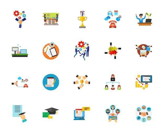 Marketing-icon-set