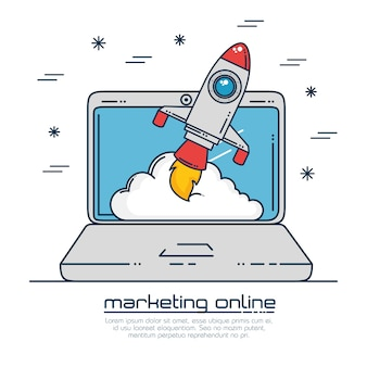 Marketing online-design