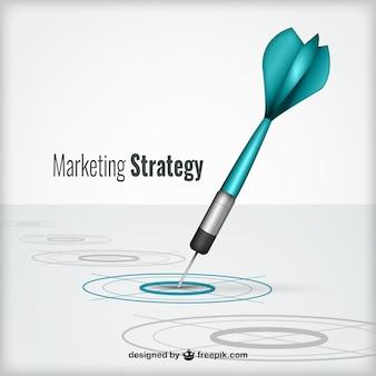 Marketing-strategie-konzept