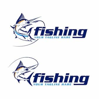 Marlin- und sailfish-phishing-logo