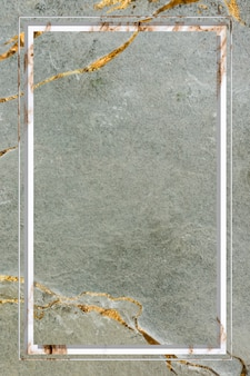 Marmorrahmen