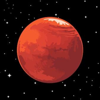Mars grafiken