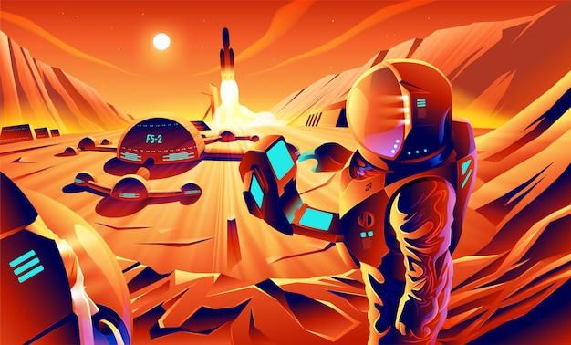 Mars kolonisation