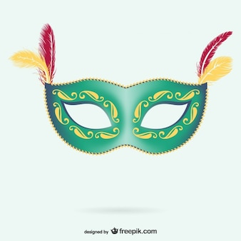 Maske für karneval