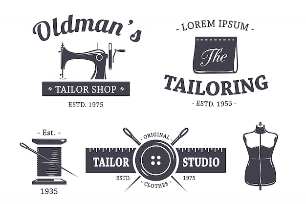 Maßgeschneiderte logo-kollektion