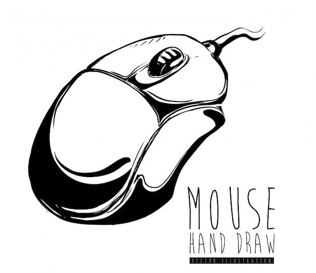 Maus-icon-design