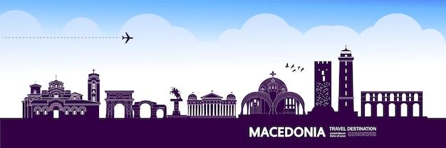 Mazedonien reiseziel großartig