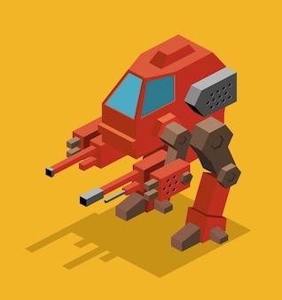 Mecha roboter