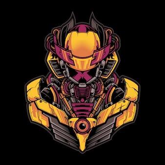 Mecha-roboter