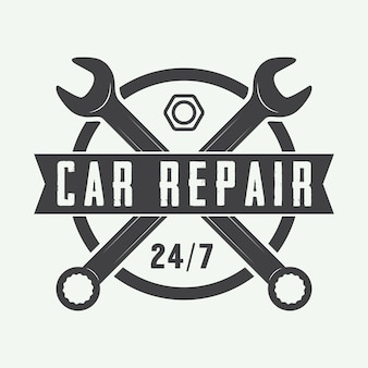 Mechaniker-label