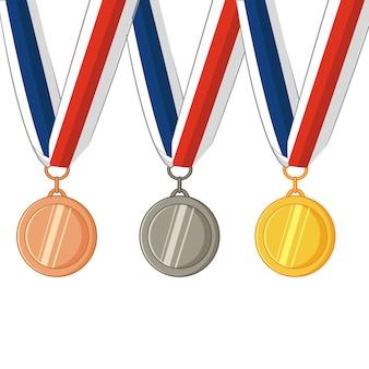 Medaille der illustration