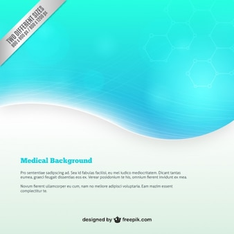 Medical background template