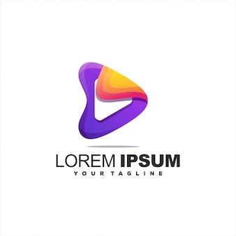 Medienverlauf logo vorlage