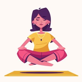 Meditation gesundheitliche vorteile für körper und geist