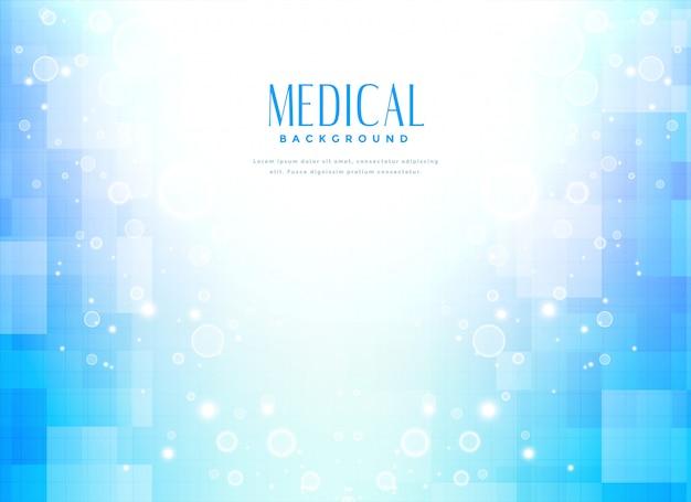 Medizin- und gesundheitswesenhintergrundschablone