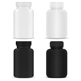 Medizinische ergänzungsflasche
