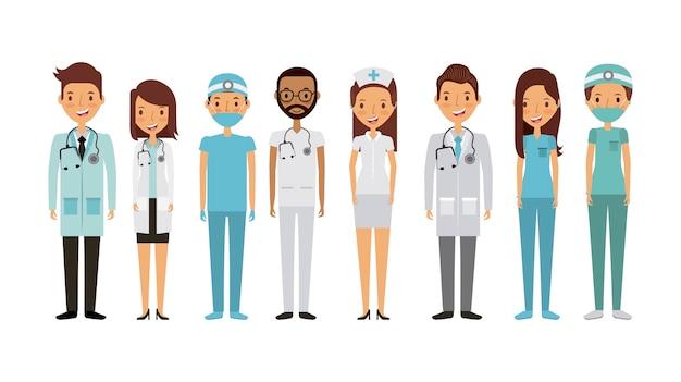 Medizinische fachkräfte