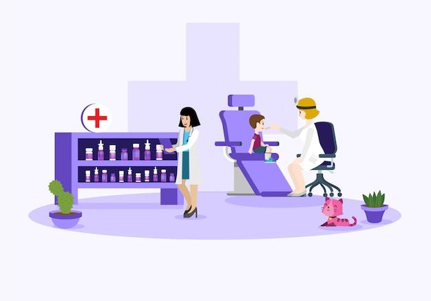 Medizinische gesundheitsfürsorge