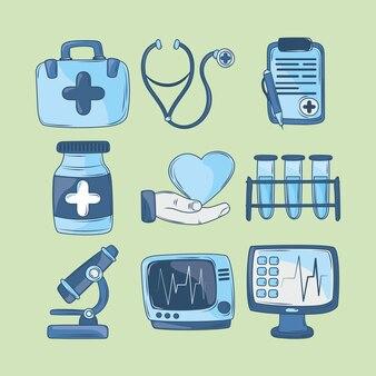 Medizinische gesundheitsgeräte