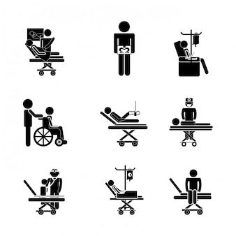 Medizinische ikone
