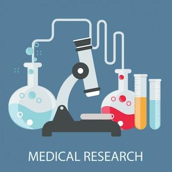 Medizinischer hintergrund design