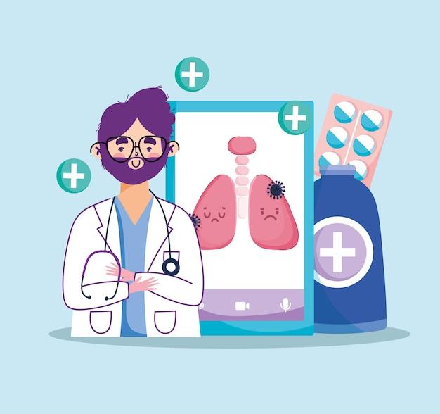 Medizinischer service online