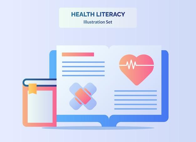 Medizinisches alphabetisierungskonzeptbuch klinische studie wissenschaftlich