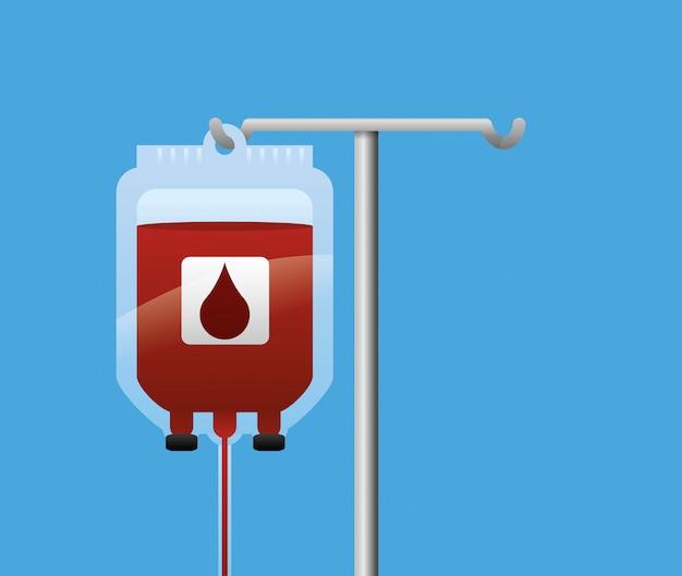 Medizinisches blut