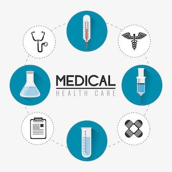 Medizinisches design.