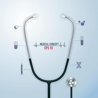 Medizinisches konzept