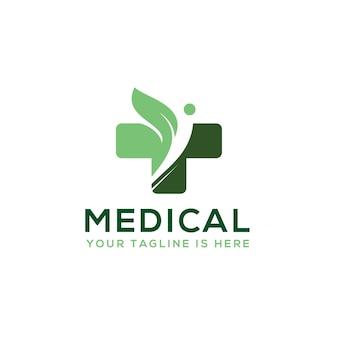 Medizinisches labor logo