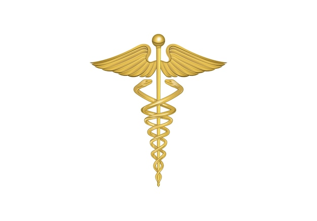 Medizinisches logo der apotheke