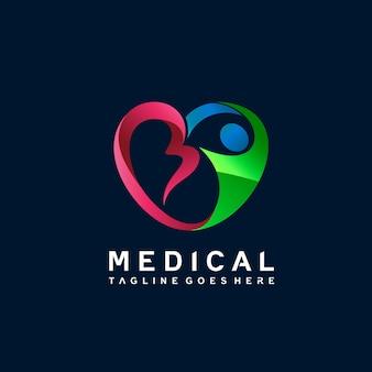 Medizinisches logo-design
