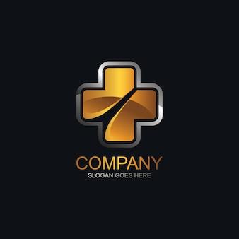Medizinisches plus-logo