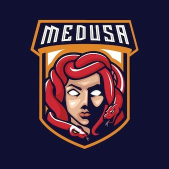 Medusa e sport logo