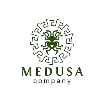 Medusa-göttin-logo